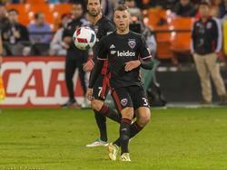 Julian Büscher spielt bei D.C. United in der MLS