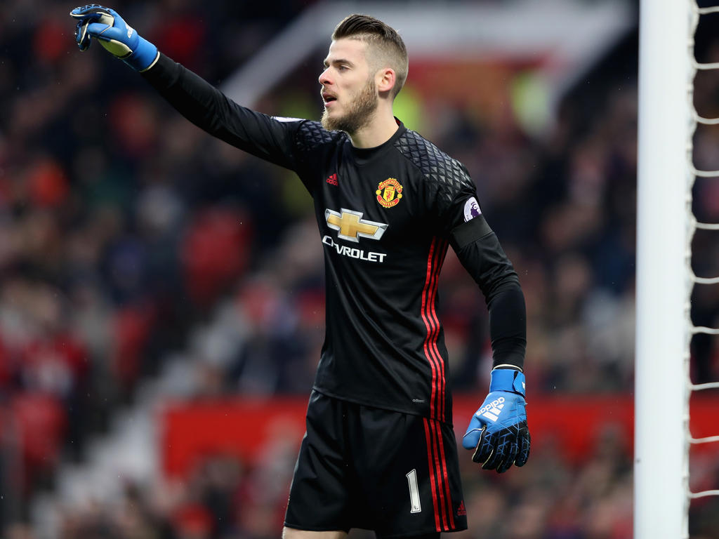 PREMIER LEAGUE: David De Gea