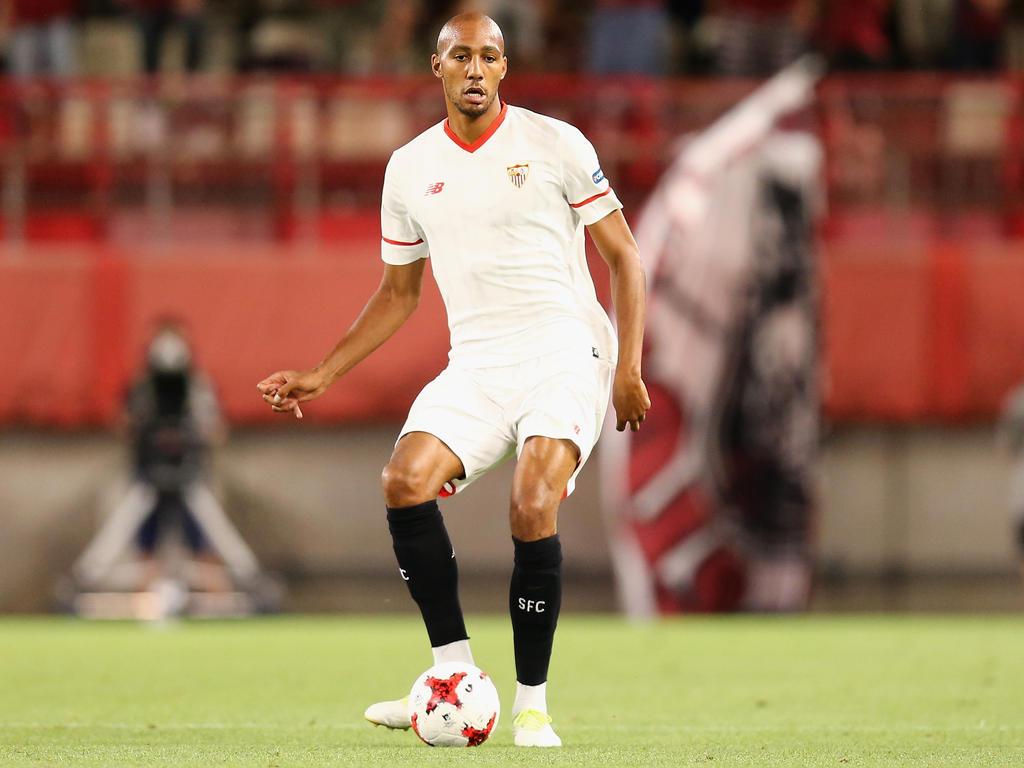 Steven N'Zonzi (FC Sevilla)