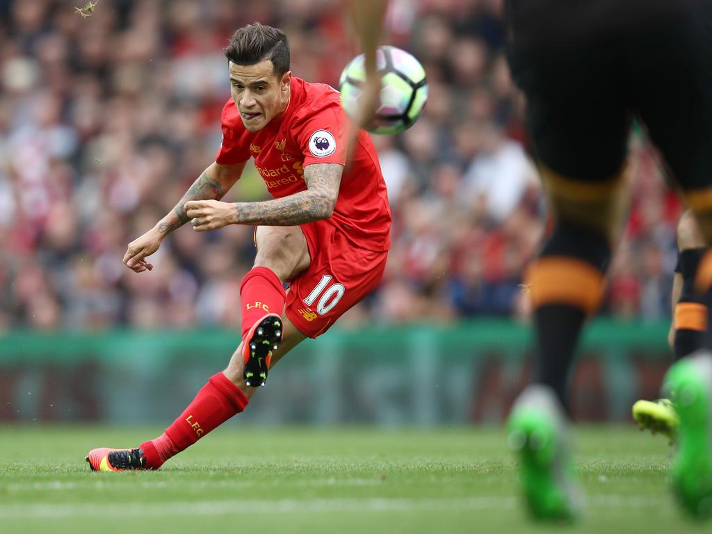 Mio.! Liverpool lehnt Barca- Angebot erneut ab
