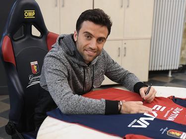 Giuseppe Rossi soll am Dienstag vorgestellt werden