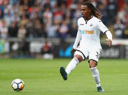 Renato Sanches macht bei Swansea eine unglückliche Figur