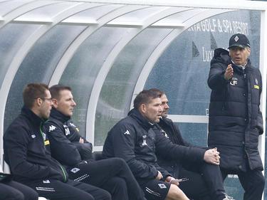 Gladbach und Trainer Lucien Favre verlieren ihr drittes Testspiel gegen  Gençlerbirliği