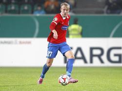 Michael Vitzthum wechselt zum SV Wehen Wiesbaden