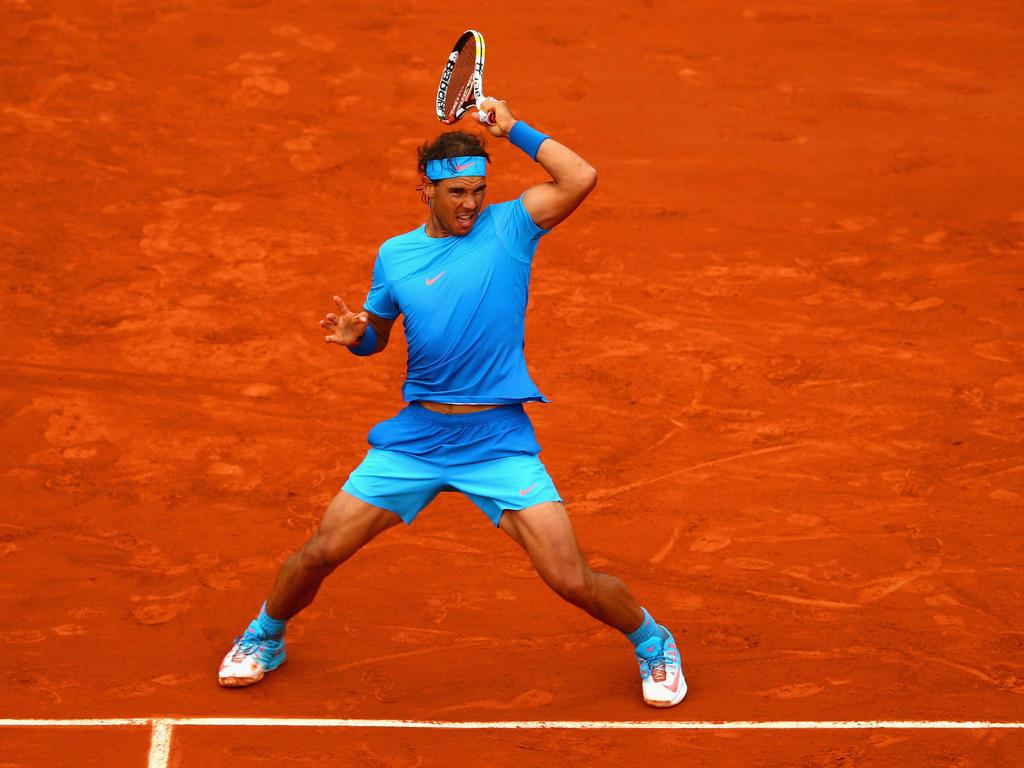 Rafael Nadal will in Rio in allen drei Tennis-Konkurrenzen antreten