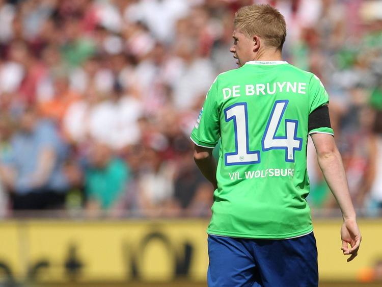 Kehrt Wolfsburg den Rücken: Kevin De Bruyne