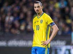 Zlatan Ibrahimović muss pausieren