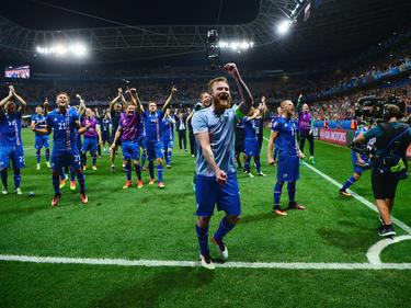 Islands EM-Erfolge ließen Kult-Reporter Guðmundur Benediktsson jubeln