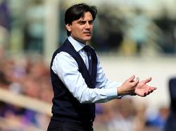 Übernimmt beim AC Milan den Trainerposten: Vincenzo Montella