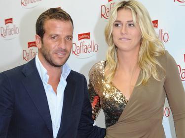 Zuletzt macht Rafael van der Vaart nur noch mit seinem Privatleben Schlagzeilen - hier mit Freundin Estavana Polman