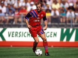Jan Wouters und der FCB spielten 1993 bei Carl Zeiss Jena II