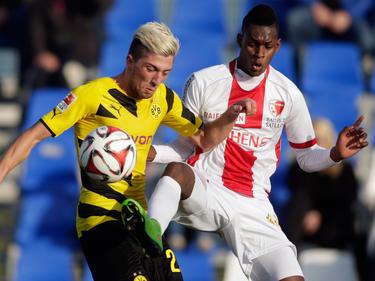 Fernandes en un partido de pretemporada con el Sion. (Foto: Getty)