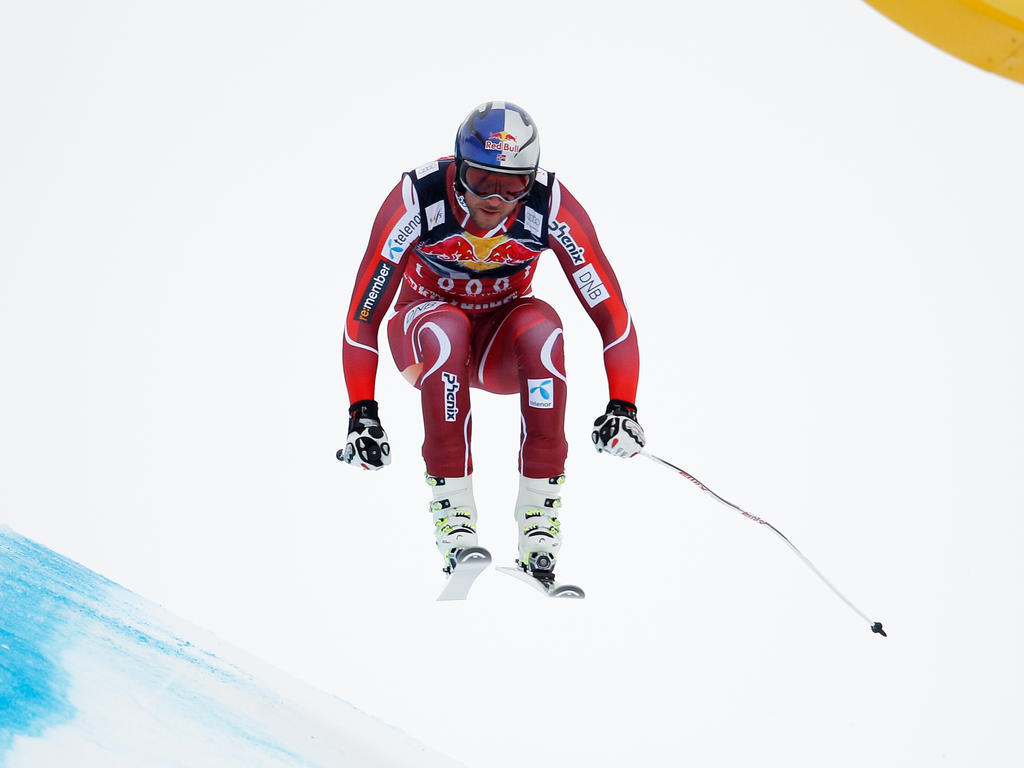 Svindal Plant Comeback In Val D Quot Isere