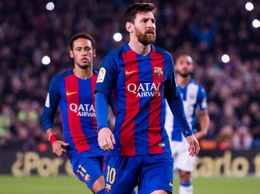 Für Messi und Co. lief es zuletzt noch nicht nach Wunsch