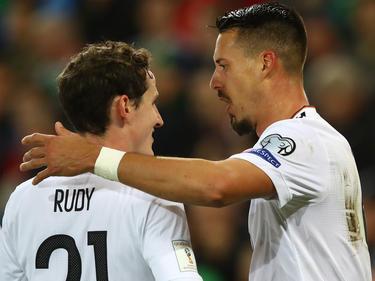 Sebastian Rudy wil bei der WM was reißen