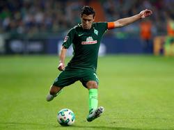 Hat noch kein Angebot zur Verlängerung bei Werder erhalten: Zlatko Junuzovic