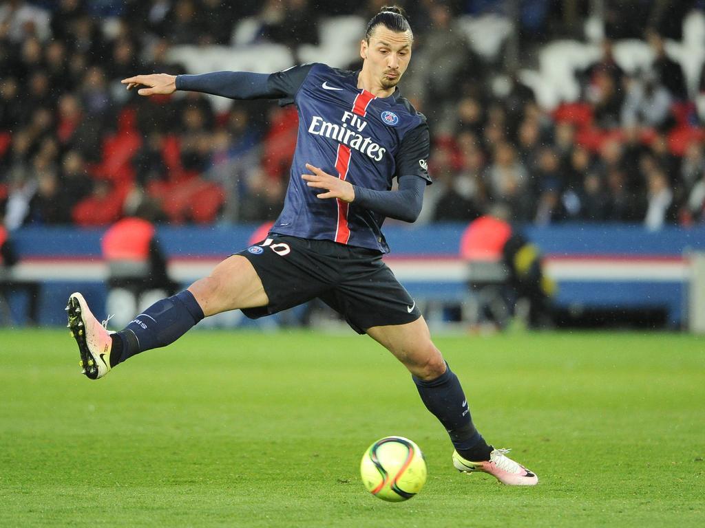 Der große Meister Ibrahimović traf erneut doppelt