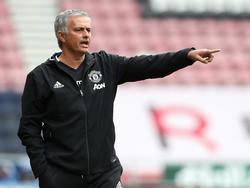 José Mourinho hat klare Ziele