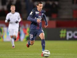 Ángel Di María und Paris Saint-Germain sind eine Runde weiter