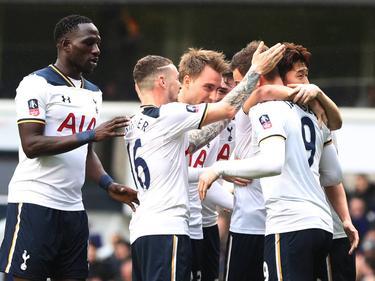 El Tottenham es segundo con 65 puntos en la tabla. (Foto: Imago)