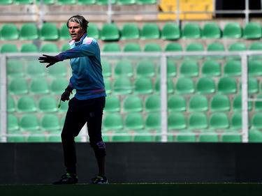 Diego López ist nicht mehr länger Trainer von US Palermo