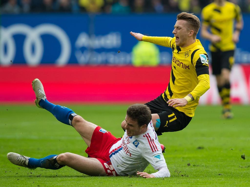 Platz 3: Nicolai Müller (Hamburger SV)