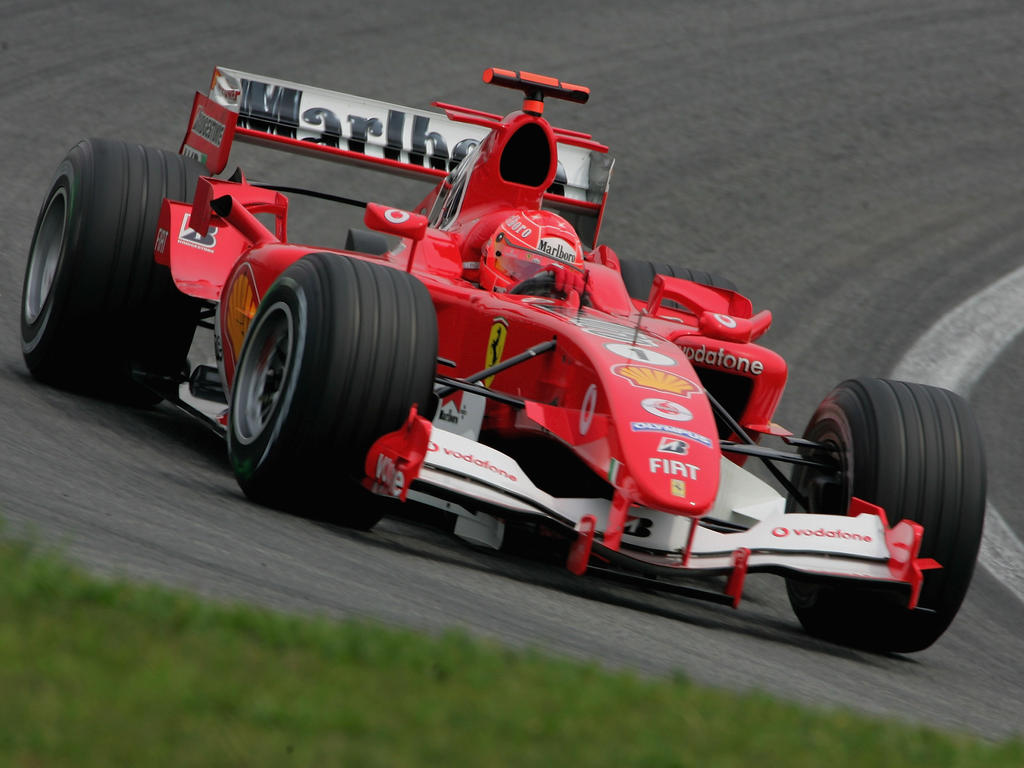 2005: F2005