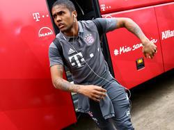 Douglas Costa verlässt den FC Bayern wohl in Richtung Turin