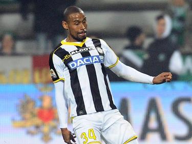 Gabriel Silva en una imagen de archivo con el Udinese. (Foto: Getty)