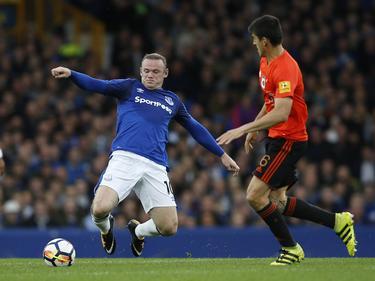 Rooney vuelve a militar en el Everton tras su dilatada carrera en el United. (Foto: Imago)