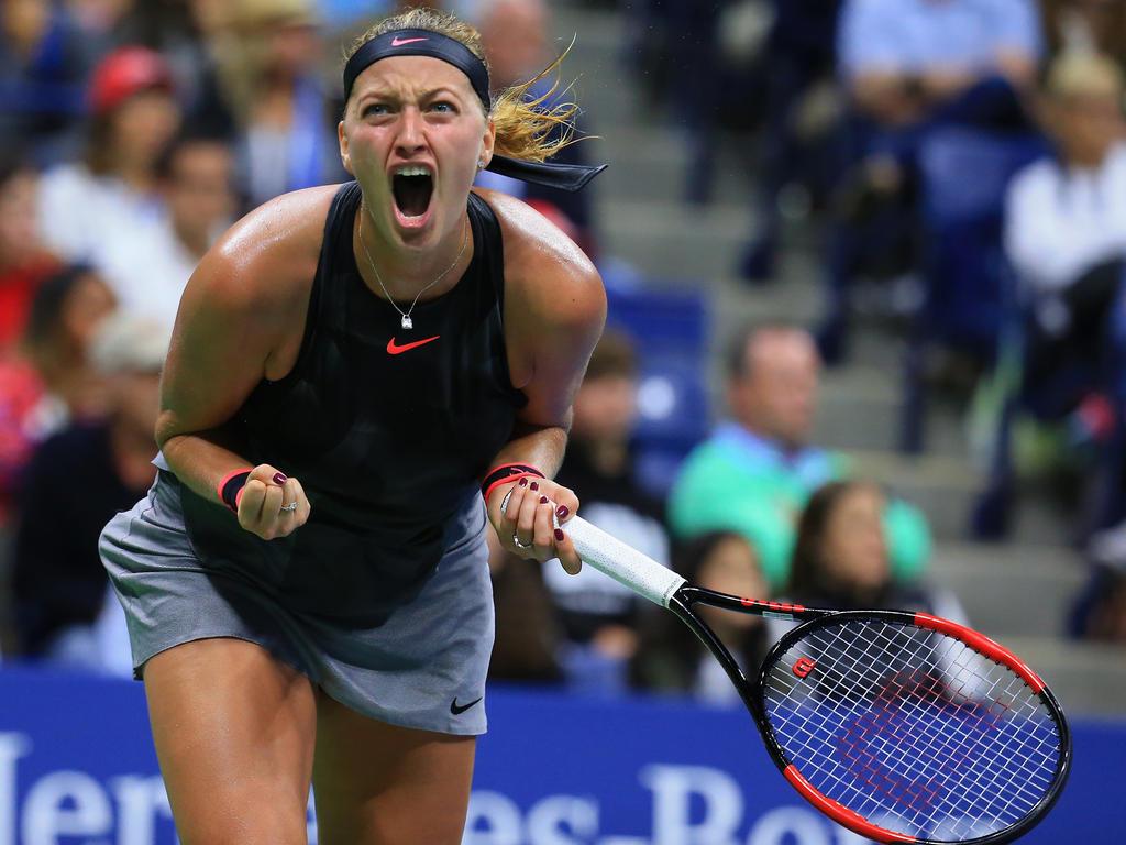 Tiefe Schnittwunden an der Hand: Ärzte retteten Petra Kvitovas Tennis-Karriere