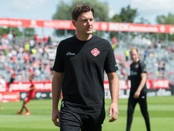 Stephan Schmidt ist nicht mehr Coach der Würzburger Kickers