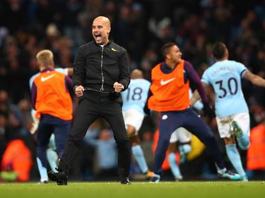 Pep Guardiola und Manchester City sind in England aktuell das Maß aller Dinge