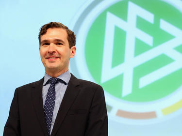 Friedrich Curtius wirbt für Deutschland als EM-Ausrichter
