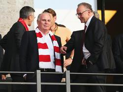 Uli Hoeneß könnte beim FCB zum neuen, alten Aufsichtsratvorsitzenden werden