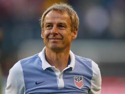 Jürgen Klinsmann lobt den Olympia-Coach in den höchsten Tönen