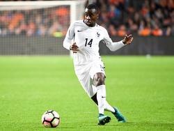 Blaise Matuidi en un partido con la selección francesa. (Foto: Imago)