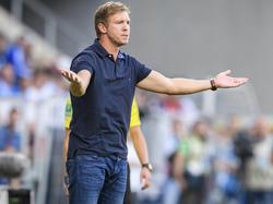 Julian Nagelsmann weiß nicht, was ihn in Ingolstadt erwartet