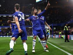 Der FC Chelsea steht an der Tabellenspitze
