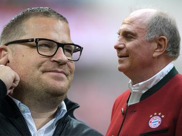 Max Eberl steht angeblich auf der Wunschliste der FC Bayern