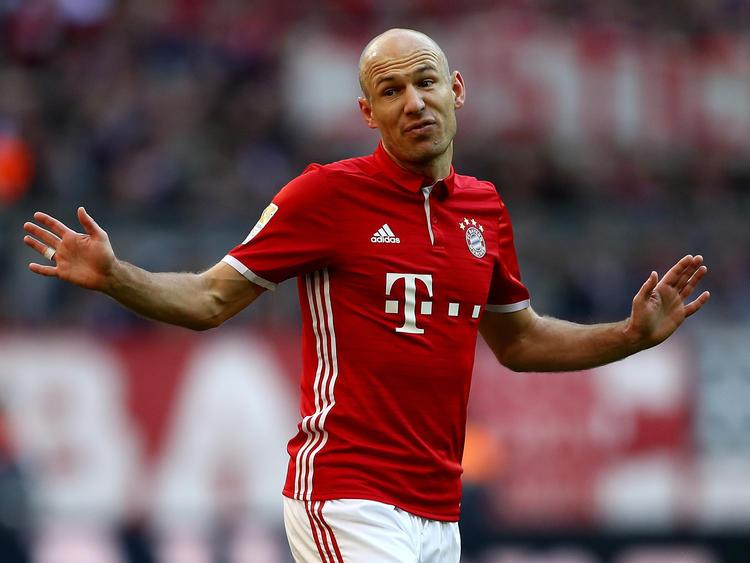 Arjen Robben hat sich zur Lage beim FC Bayern München geäußert