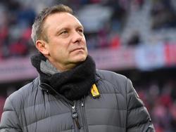 Motivierte seine Spieler mit einer längeren Urlaubspause: Hannovers Trainer André Breitenreiter