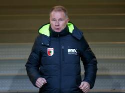 Augsburgs Sportdirektor Stefan Reuter forderte erneut den Videobeweis