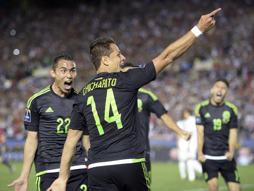Javier Hernández trifft zum ersten Mal für Bayer 04