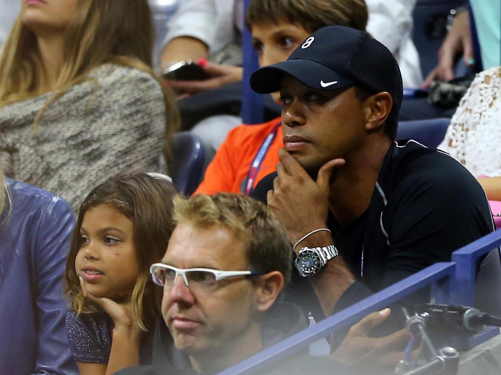 Tiger Woods bekommt seine Rückenprobleme nicht in den Griff