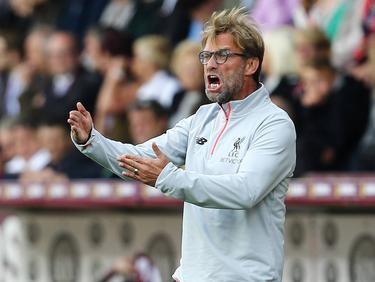 Jürgen Klopp musste sich mit dem FC Liverpool Aufsteiger Burnley geschlagen geben