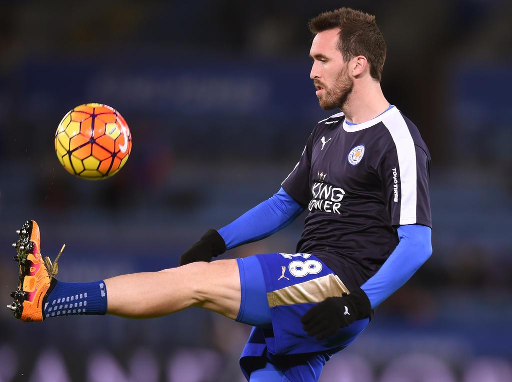 Christian Fuchs verlängert bei Leicester City
