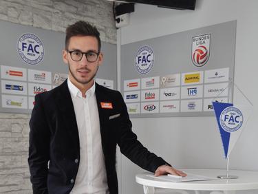 Dominik Glawogger peilt mit dem FAC den Klassenerhalt in der Ersten Liga an