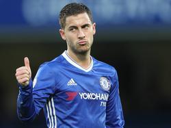 Eden Hazard spielt seit 2012 für Chelsea