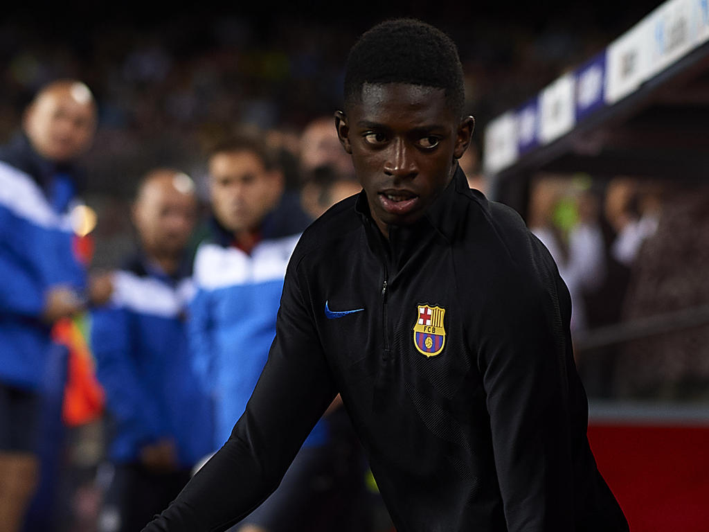 Ousmane Dembélé wird dem FC Barcelona im Jahr 2017 nicht mehr zur Verfügung stehen